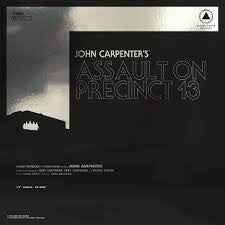 "Soundtrack / John Carpenter - Assault on Precinct 13 / The Fog - New Vinyl 2016 Sacred Bones Limited Edition Picture Disc 12"" (2000 worldwide) - FU: Soundtrack / Carpenter"