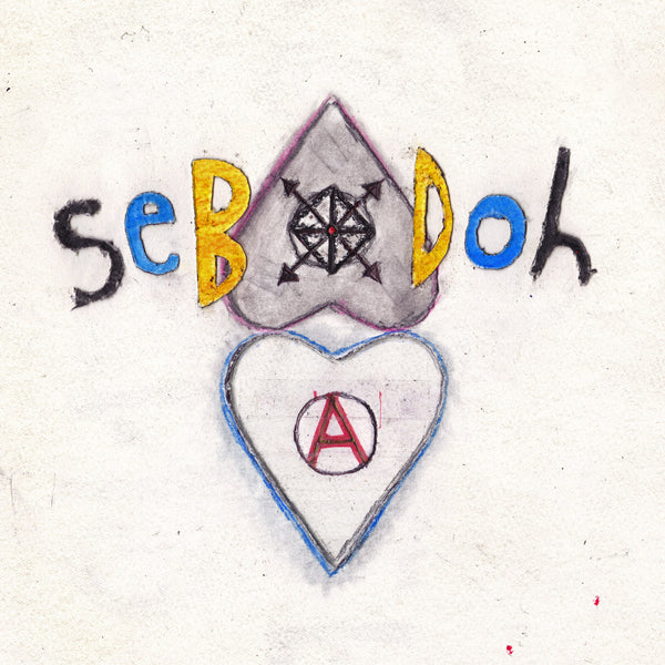 Sebadoh - Defend Yourself - New Vinyl Record 2013 Joyful Noise LP + Download - Indie Rock / Lo-Fi