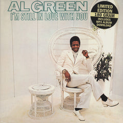 Al Green - I'm Still In Love With You - New Vinyl 2009 Fat Possum Reissue w/ Download - Funk / Soul