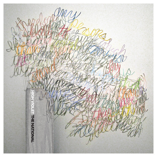 The National - High Violet - New 2 Lp Record 2010 USA 4AD 180 gram Vinyl & Download - Indie Rock
