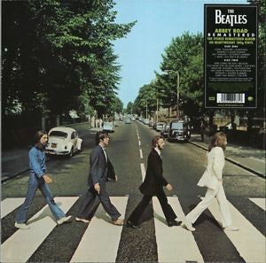 Beatles - Abbey Road - New Lp Record 2012 Apple 180 Gram Stereo 2009 Remaster Vinyl - Pop / Rock