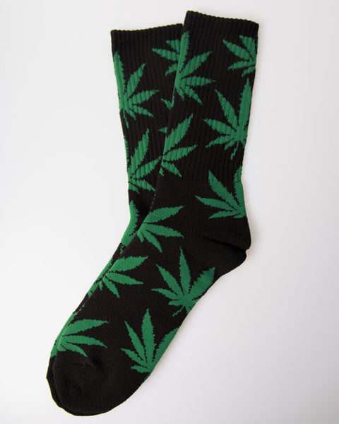 Marijuana Leaf Socks - Adult Male / Female