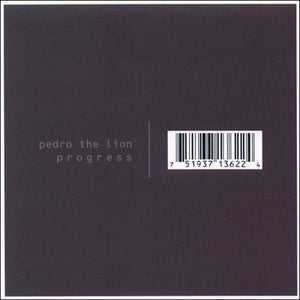 "Pedro the Lion - Progress - New Vinyl Record 2016 Suicide Squeeze Deluxe 2x7"" Gatefold on Pink + Blue Swirl Vinyl + Download - Indie / Folk Rock"