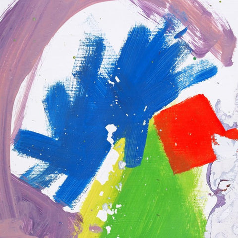 Alt-J ‎– This Is All Yours - New 2 Lp Record 2014 USA Vinyl Colored Vinyl & Download - Indie / Alternative Rock