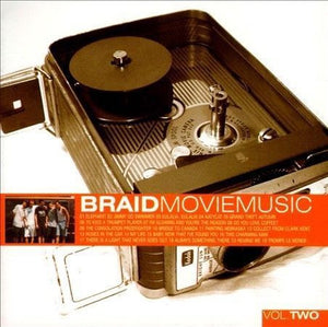 Braid - Movie Music Vol. Two - New 2 Lp Record 2010 Polyvinyl Deluxe USA 180 gram Vinyl & Download - Emo / Indie Rock