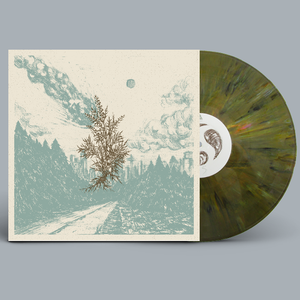Staghorn - Wormwood III - New Lp Record 2018 USA Shuga Records USA Colored Vinyl & Download 200 Made - Post Rock / Post-Metal