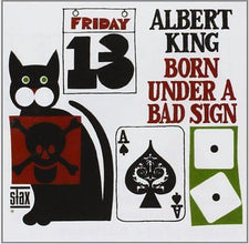 Albert King - Born Under a bad Sign - New Vinyl 1998 Sundazed Reissue of 1967 Album (Delta Blues)