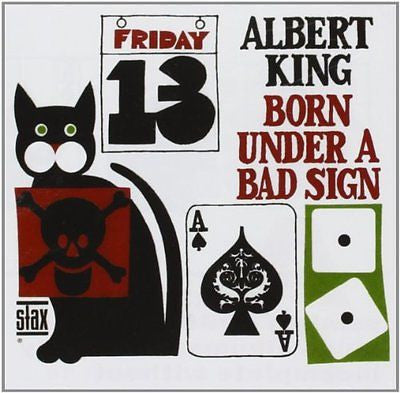 Albert King - Born Under A Bad Sign (1967) - New Vinyl Lp 1998 Sundazed 180gram Reissue  - Delta Blues