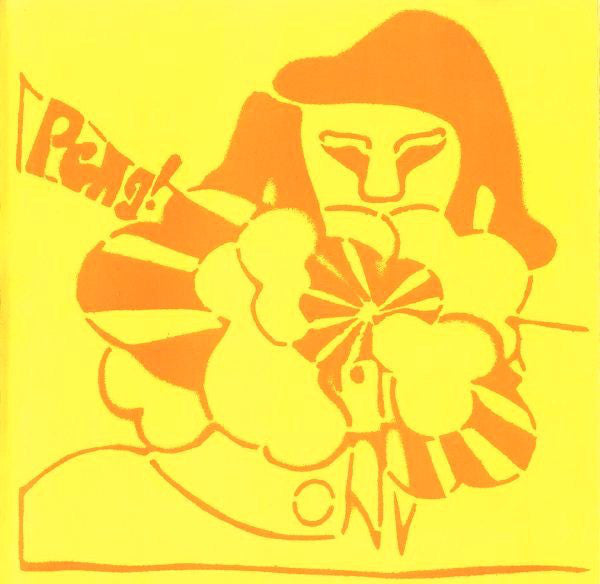 Stereolab - Peng! - New Vinyl 2008 Too Pure UK Repress w/ Download - Kraut / Space Rock