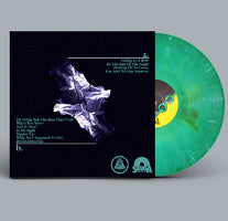 Surgeons in Heat - Bored Immortals - New Lp Record 2018 Shuga Records 1st Press on Green Heat Vinyl - Indie Rock / Synth-Pop / Psych
