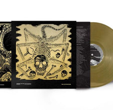 The Offspring ‎– Ixnay On The Hombre - New Vinyl 2017 UMe / Round Hill '20th Anniversary' Reissue on 180Gram Gold Vinyl with Gold Foiled Jacket - Pop Punk