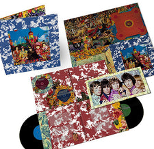 The Rolling Stones - Their Satanic Majesties Request - New Vinyl 2017 ABKCO '50th Anniversary' Special Audiophile 180Gram 2-LP Edition with Mono and Stereo Mixes, 20-Page Book, and Lenticular Cover (Hand-numbered!)- Psych / Rock