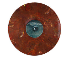 Angelo Badalamenti - Original Score to Twin Peaks (1990s) - New Vinyl - 2016 Death Waltz Reissue on Brown-Marbled Vinyl w/Diecut Sleeve - Soundtrack / Ambient