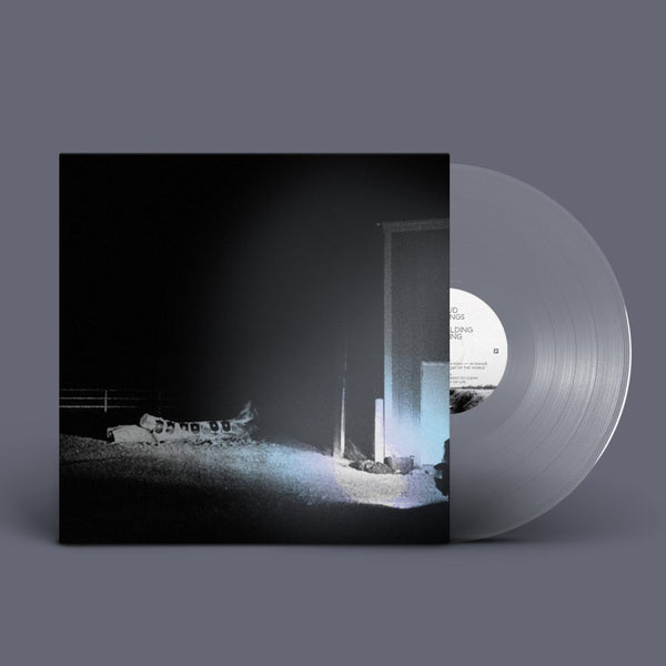 Cloud Nothings - Last Building Burning - New Vinyl Lp 2018 Carpark 'Indie Exclusive' Pressing on Clear Vinyl with Foil Jacket - Lo-Fi / Garage Rock
