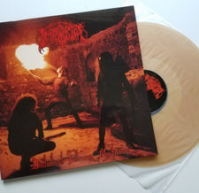 Immortal ‎– Diabolical Fullmoon Mysticism (1992) - New Vinyl 2017 Osmose Productions Limited Edition Gatefold 180Gram Reissue on 'Beer Colored' Vinyl - Black Metal