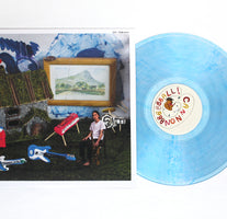 Sen Morimoto - Cannonball! - New Vinyl Lp 2018 Sooper Records Limited Edition Pressing on 'Clearwater' (Blue w/Dark Blue Swirl) Vinyl with Download - Chicago, IL Jazzy Hip-Hop