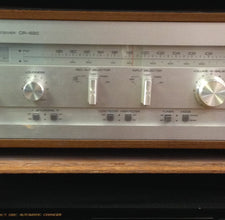 (1978-79) Vintage - Yamaha Natural Sound CR-620 AM/FM Stereo Receiver