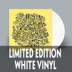 Mac Demarco This Old Dog white vinyl pre-order at Shuga Records