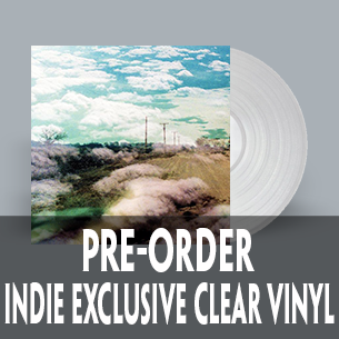 The World Is A Beautiful Place Always Foreign clear vinyl