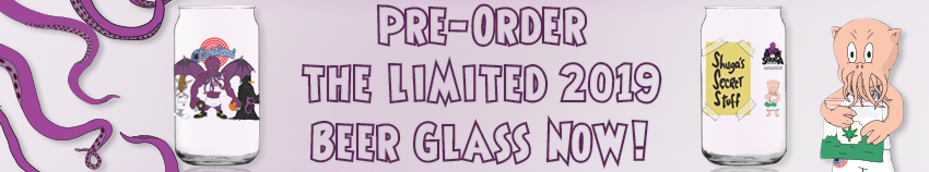 2019 limited beer glass pre-order