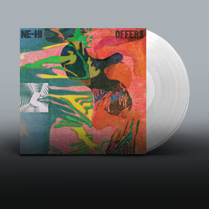 Ne-Hi Offers clear vinyl Shuga Records exclusive