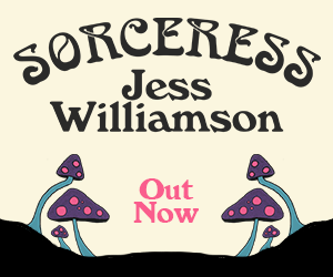 Jess Williamson's Sorceress out now