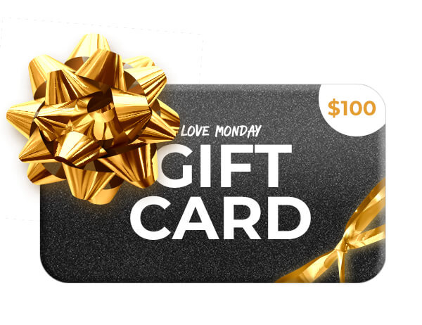 Love Monday Gift Card | $100