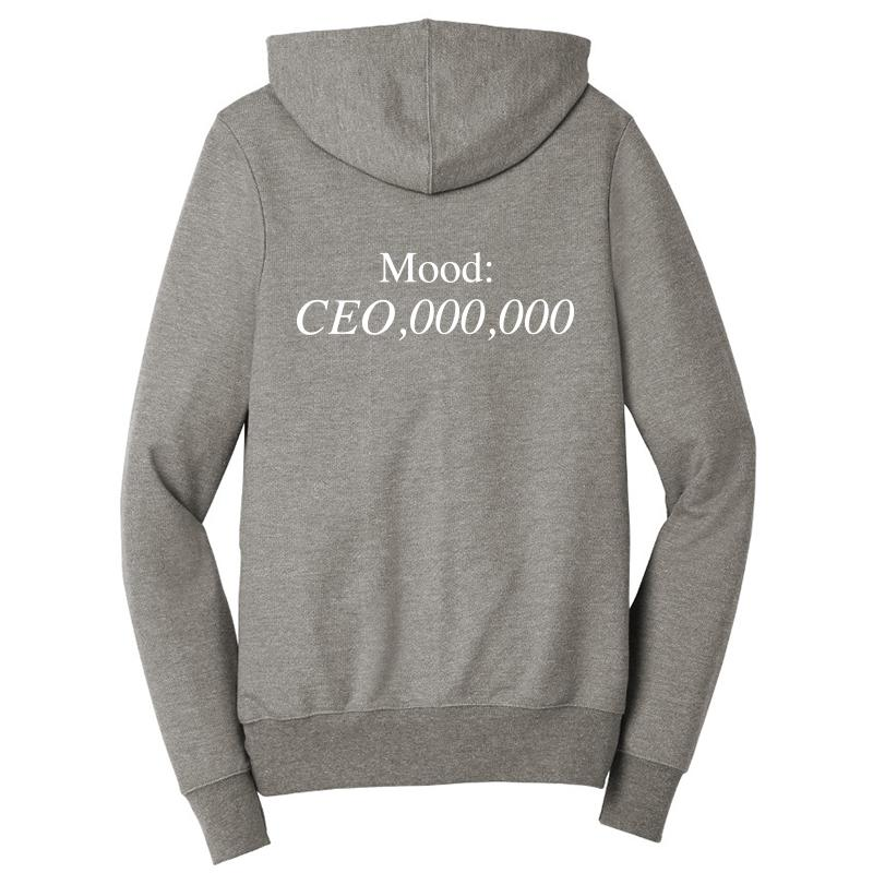 Mood CEO Zip-Up