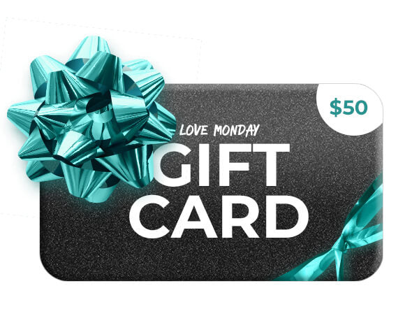 Love Monday Gift Card | $50