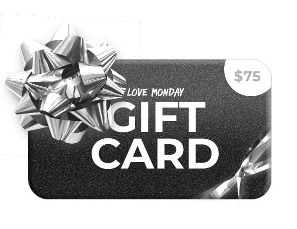 Love Monday Gift Card | $75