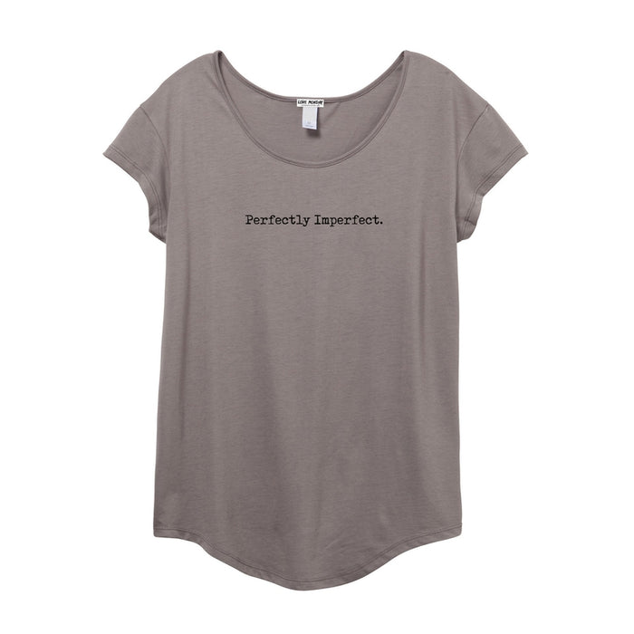 Perfectly Imperfect Women's Origin Tee