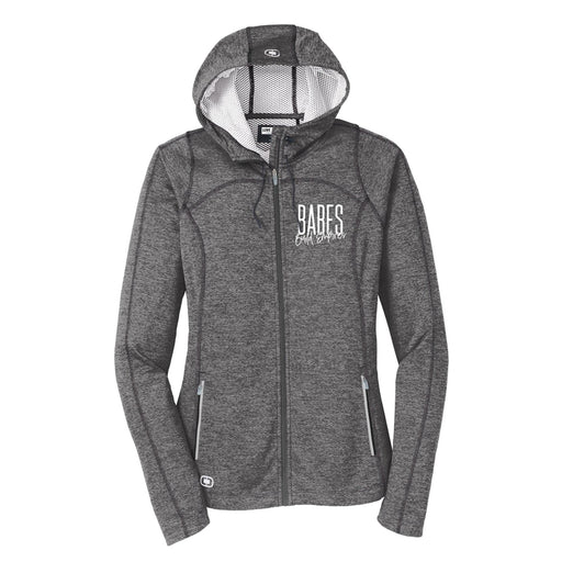 Babes Build Empires Women's Endurance Full Zip Hoodie
