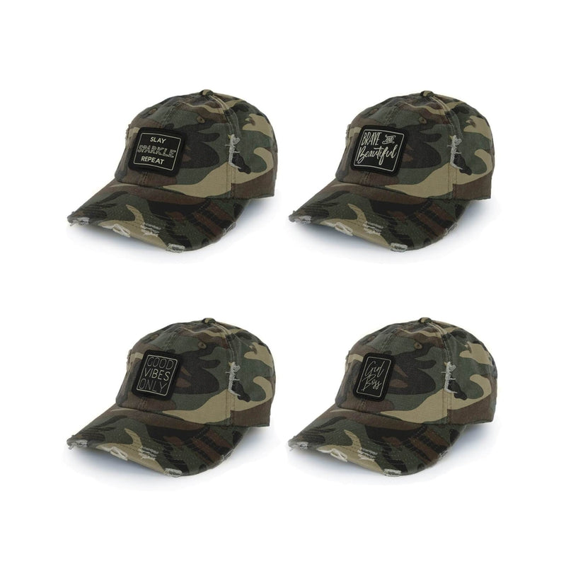Camo Hat Bundle