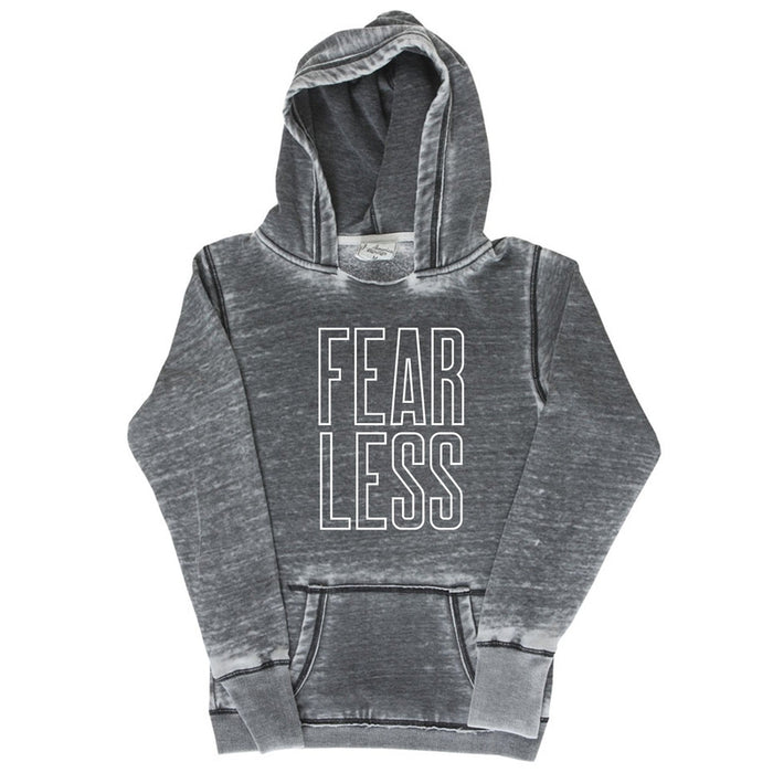 Fearless Women's Zen Hoodie - Love Monday Apparel