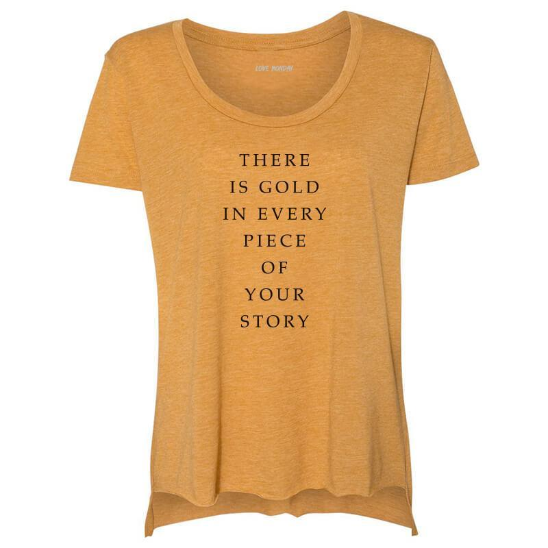 There Is Gold Tee