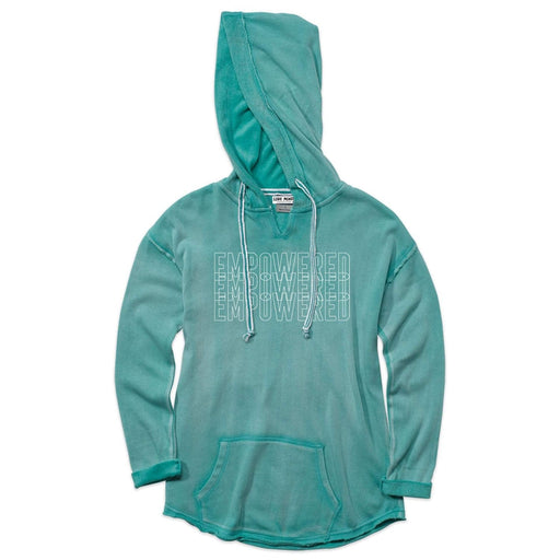 Empowered Women's French Terry Hoodie