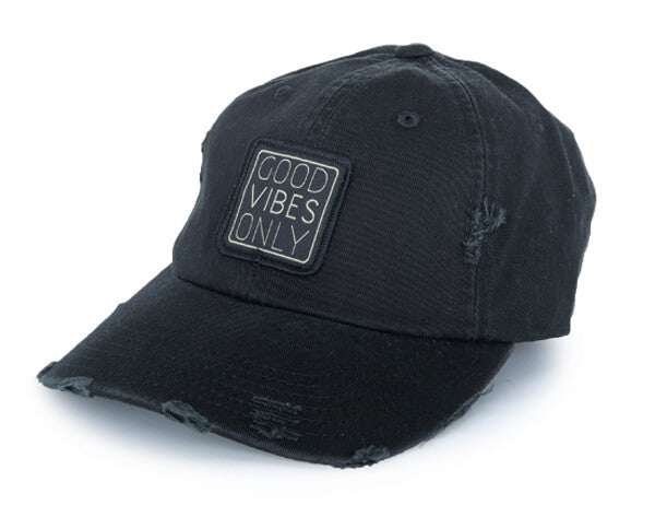 Good Vibes Only Hat – Love Monday Apparel f14382ef4b80