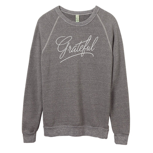Grateful Crewneck Sweatshirt