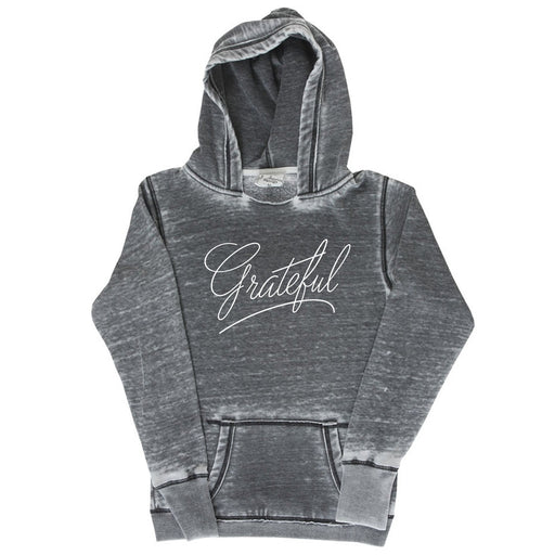 Grateful Zen Hoodie - Love Monday Apparel