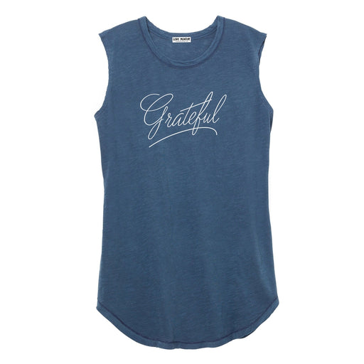 Grateful Women's Muscle Tee