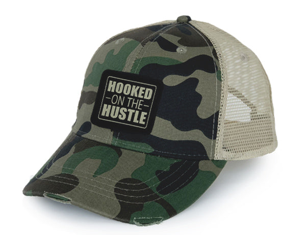 Hooked On The Hustle Hat