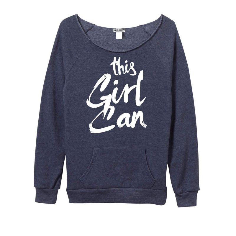 This Girl Can Sweatshirt