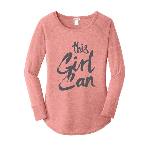 This Girl Can Women's Long Sleeve Tunic