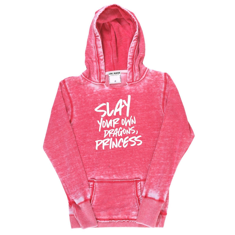 Slay Your Own Dragons Princess Hoodie