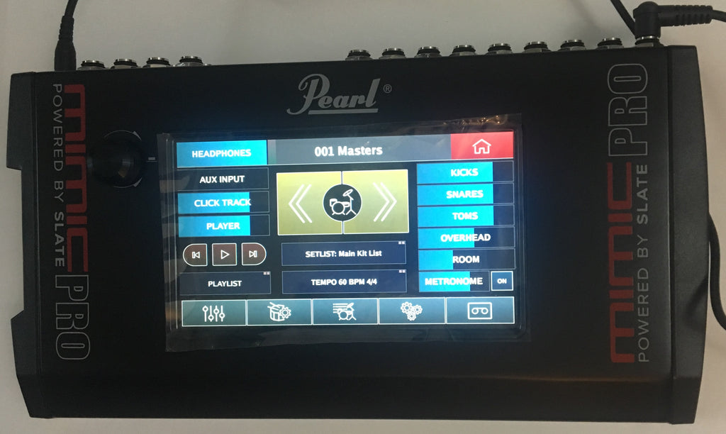 Pearl Mimic Pro Drum Module Software Update 8-30-18