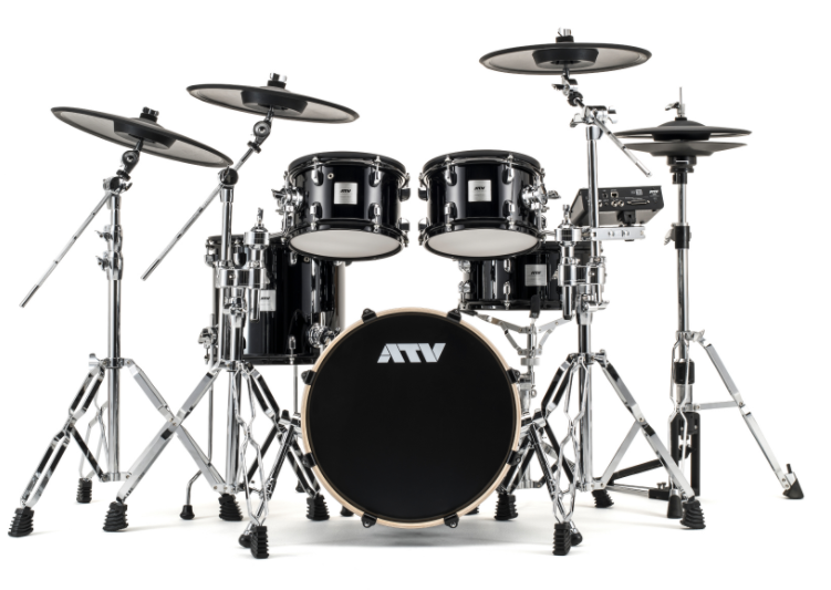 ATV aDrums with Roland TD-50 Module - Settings and Feedback