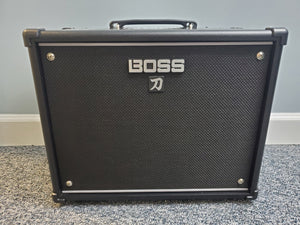 Boss KTN-50 Katana 50w Guitar Combo Amplifier Used - MINT Condition