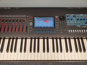 Roland FANTOM 8 88 Key Workstation Used - MINT Condition