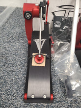 Load image into Gallery viewer, Trick P1VBF2-BW Bigfoot Double Pedal in Black Widow - Demo