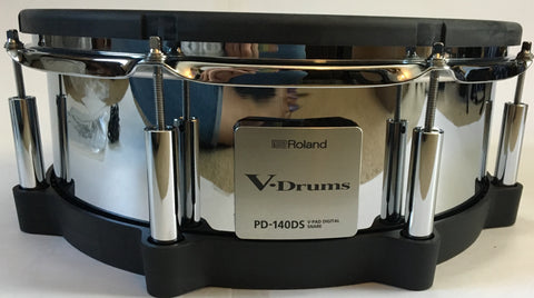 Roland PD-140DS Used # 6240 - Like New Condition - edrumcenter.com